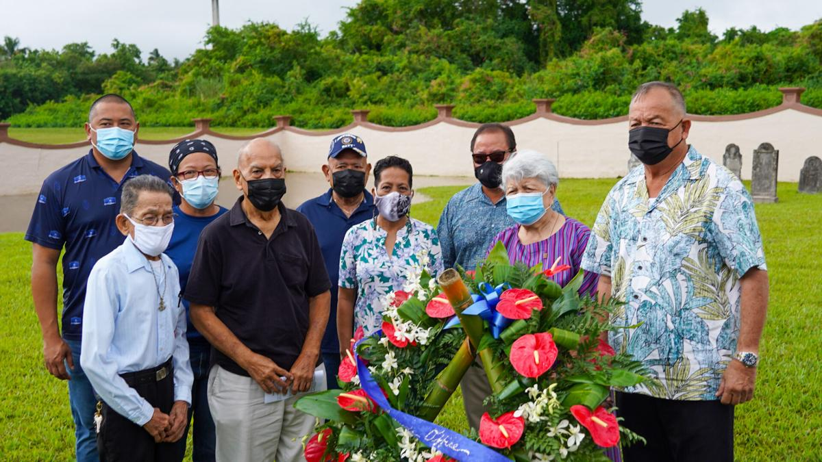 Former Sumay residents return home to honor those who died in WWII