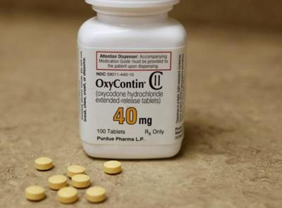 US states: Sacklers made $13B from OxyContin