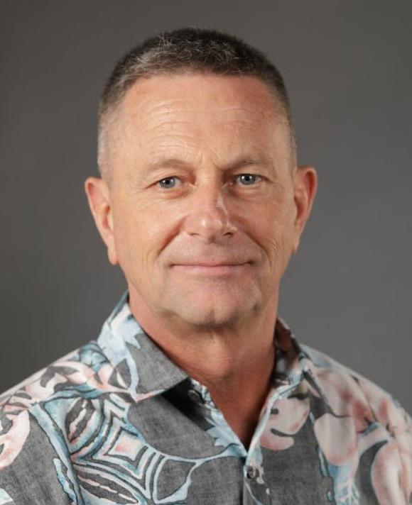 Kieron Ward is First Hawaiian Bank's newest VP