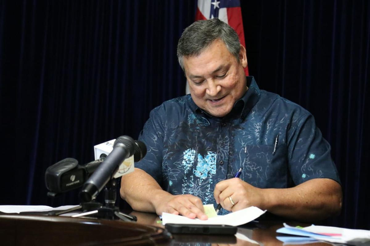 Governor vetoes sales tax repeal