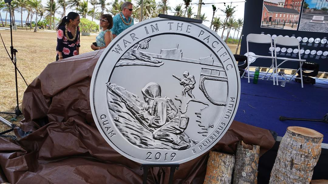CHamoru people should be on new coin, too