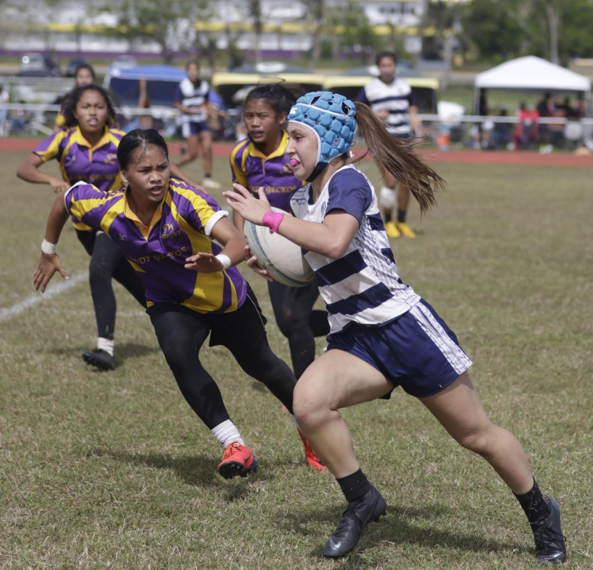 Royals topple Geckos in rugby