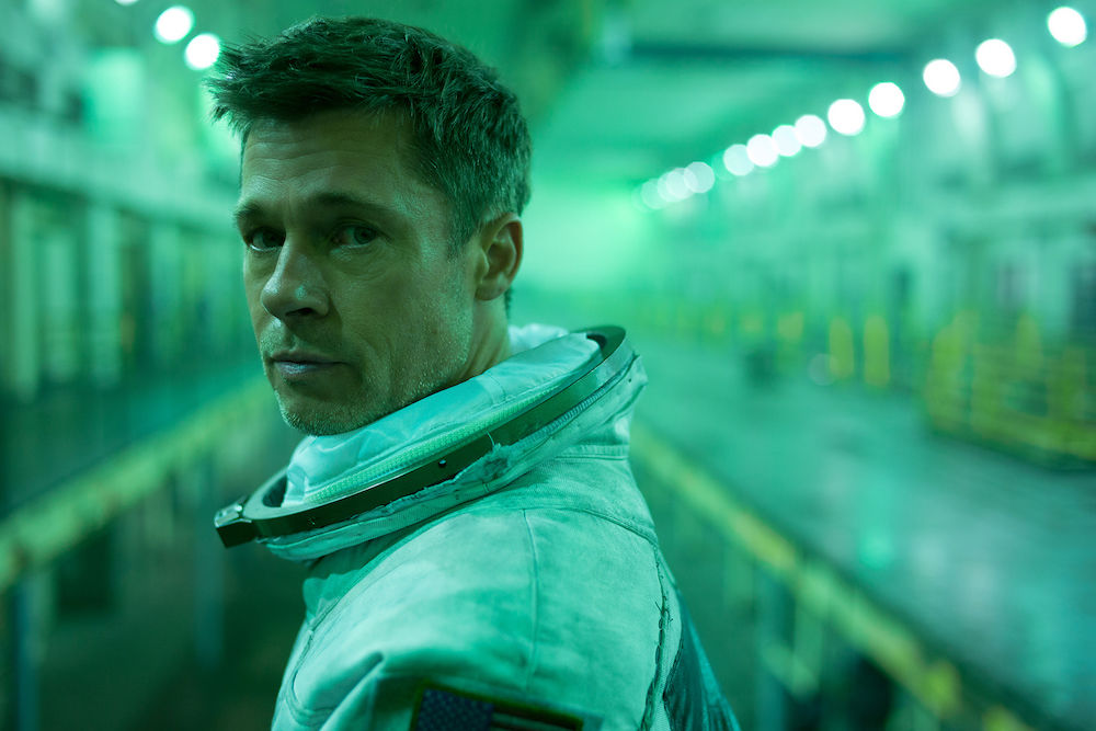 Brad Pitt's performance in 'Ad Astra' is simply stellar