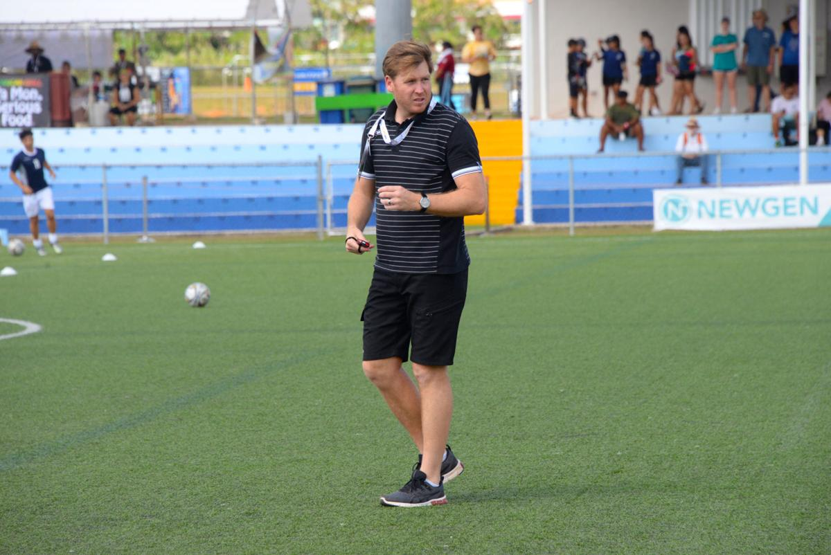 Karl Dodd's two-pronged plan for national team