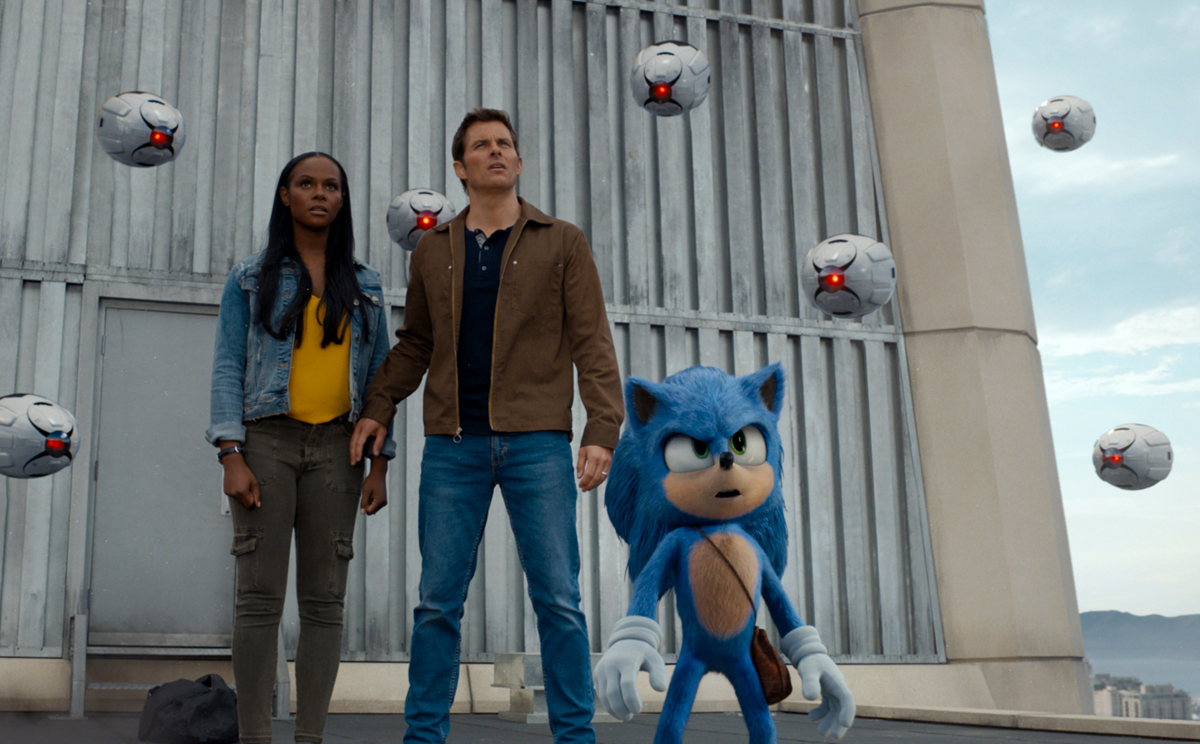 Sonic the Hedgehog' is swift, smart and brings back the Jim Carrey we missed