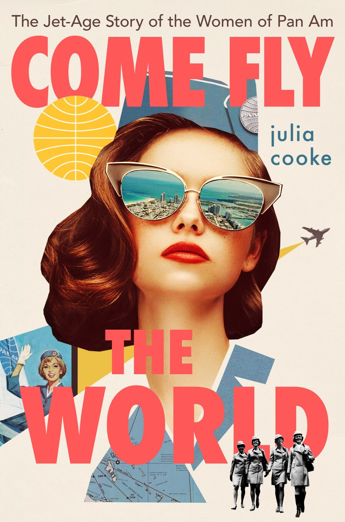 Buckle in and enjoy the highs, lows in 'Come Fly The World'