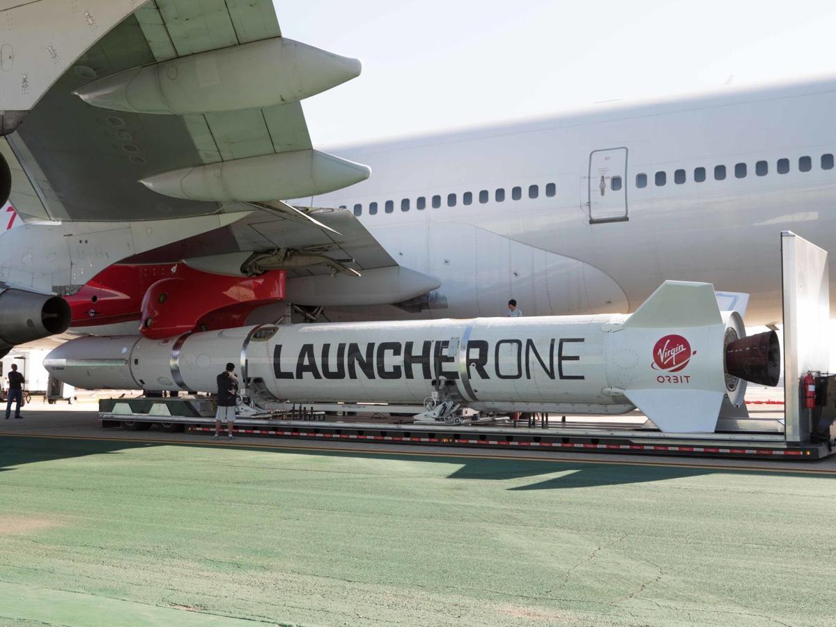 Virgin Orbit chooses Guam as launch site for small satellites