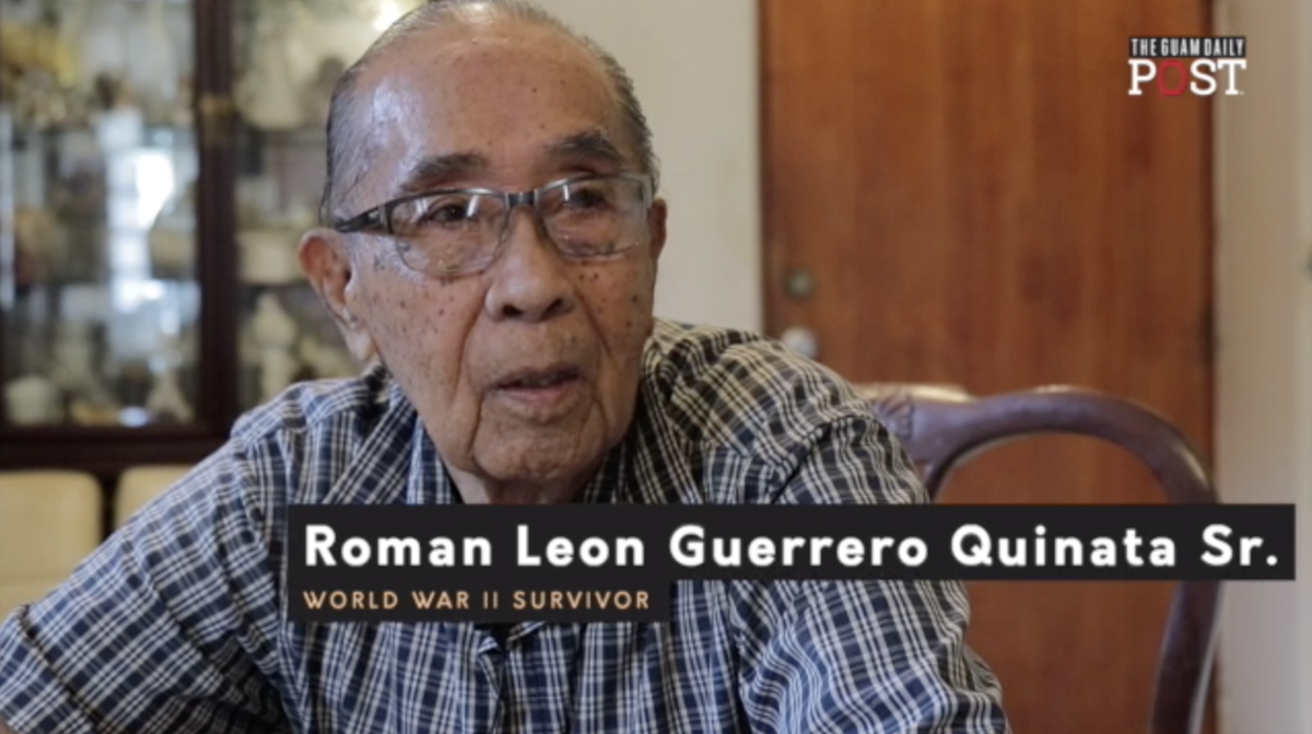 Quinata: 'It's all politics' with war reparations