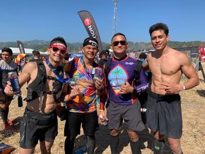 Camacho, Navarrete, Rios, Sardea successful at Spartan