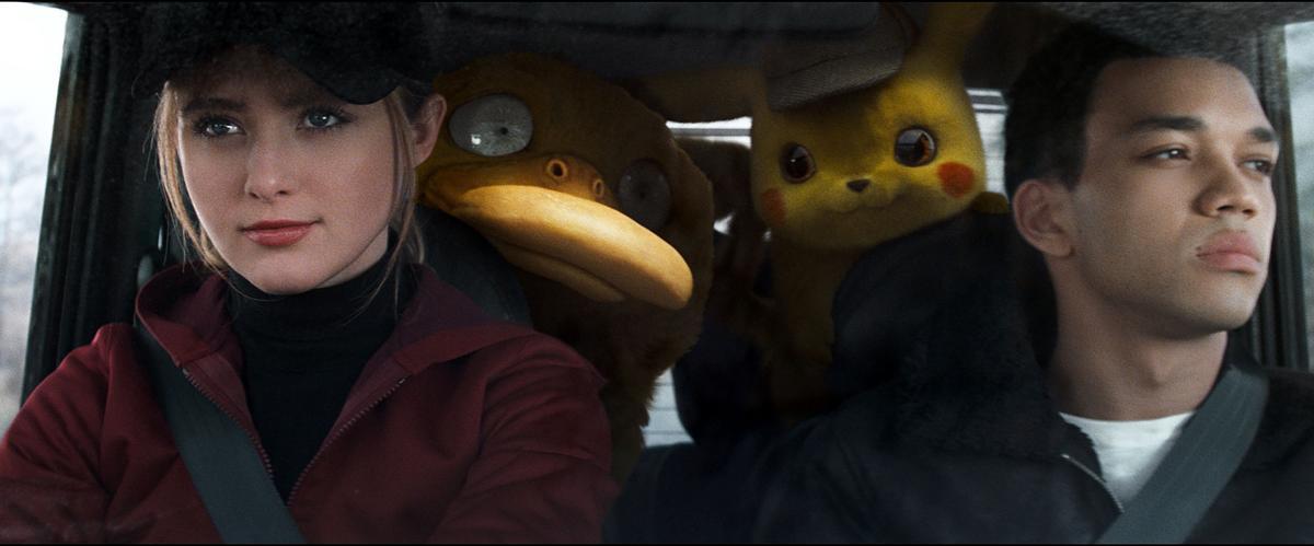 'Pokémon Detective Pikachu' offers silly ride