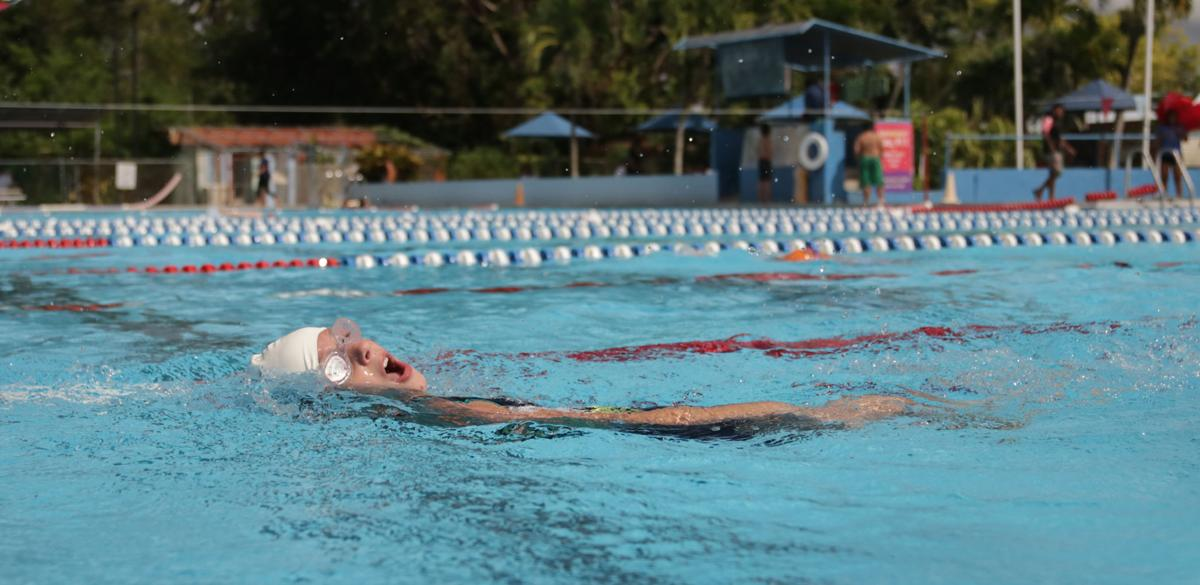 Swimmers enjoy GSF Short Course Championship