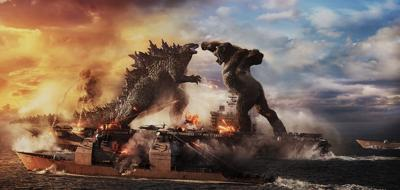 How the 'Godzilla vs. Kong' team approached those spectacular kaiju fights