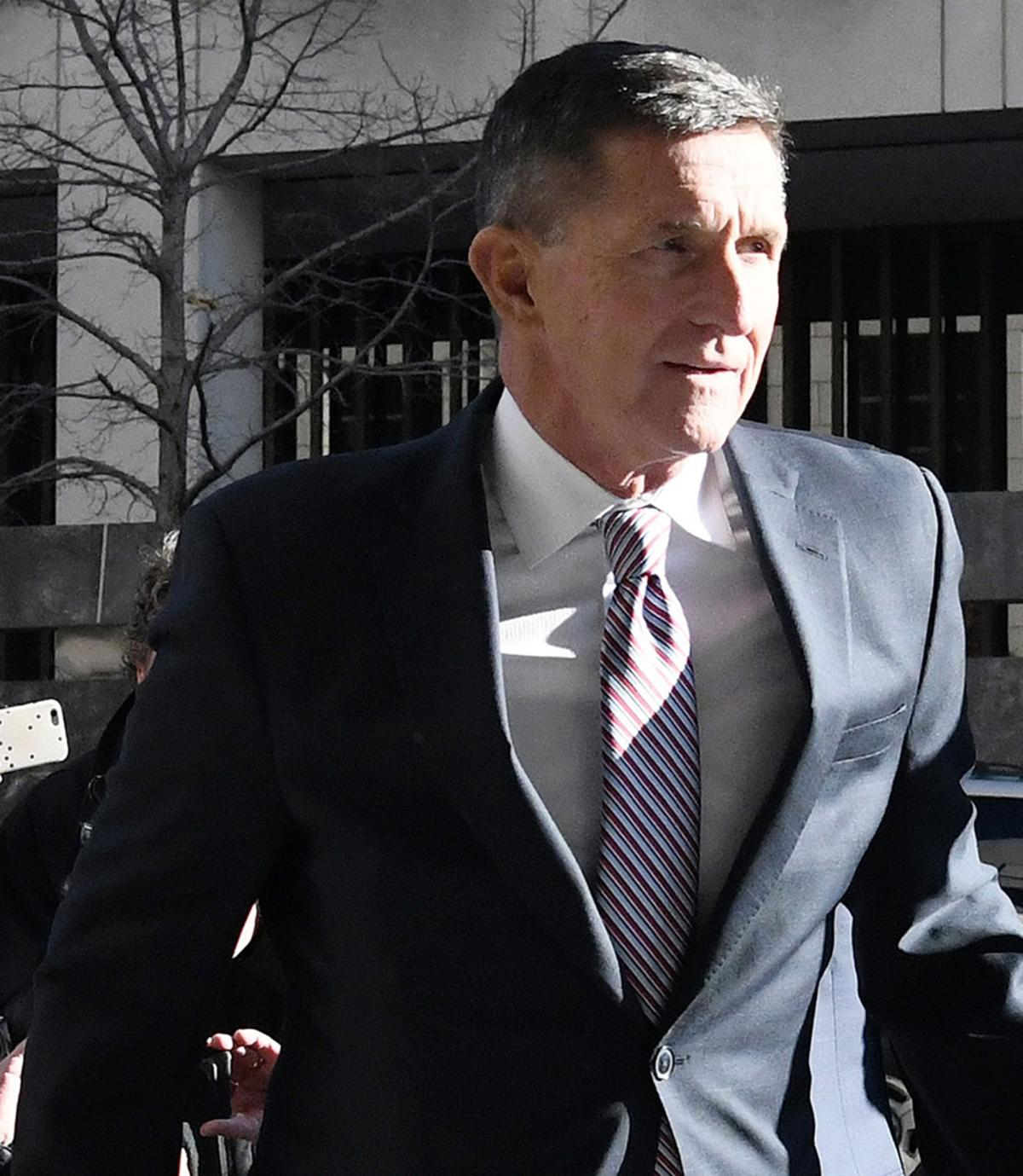 House Intelligence Committee subpoenas Michael Flynn and Rick Gates