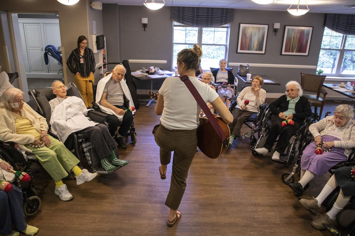 Music therapy gains ground in dementia treatment