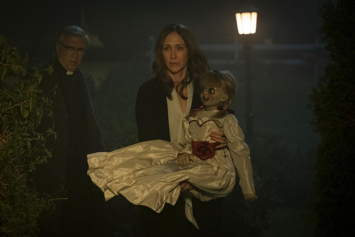 'Annabelle Comes Home' takes a different path