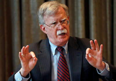 Trump fires foreign policy hawk Bolton