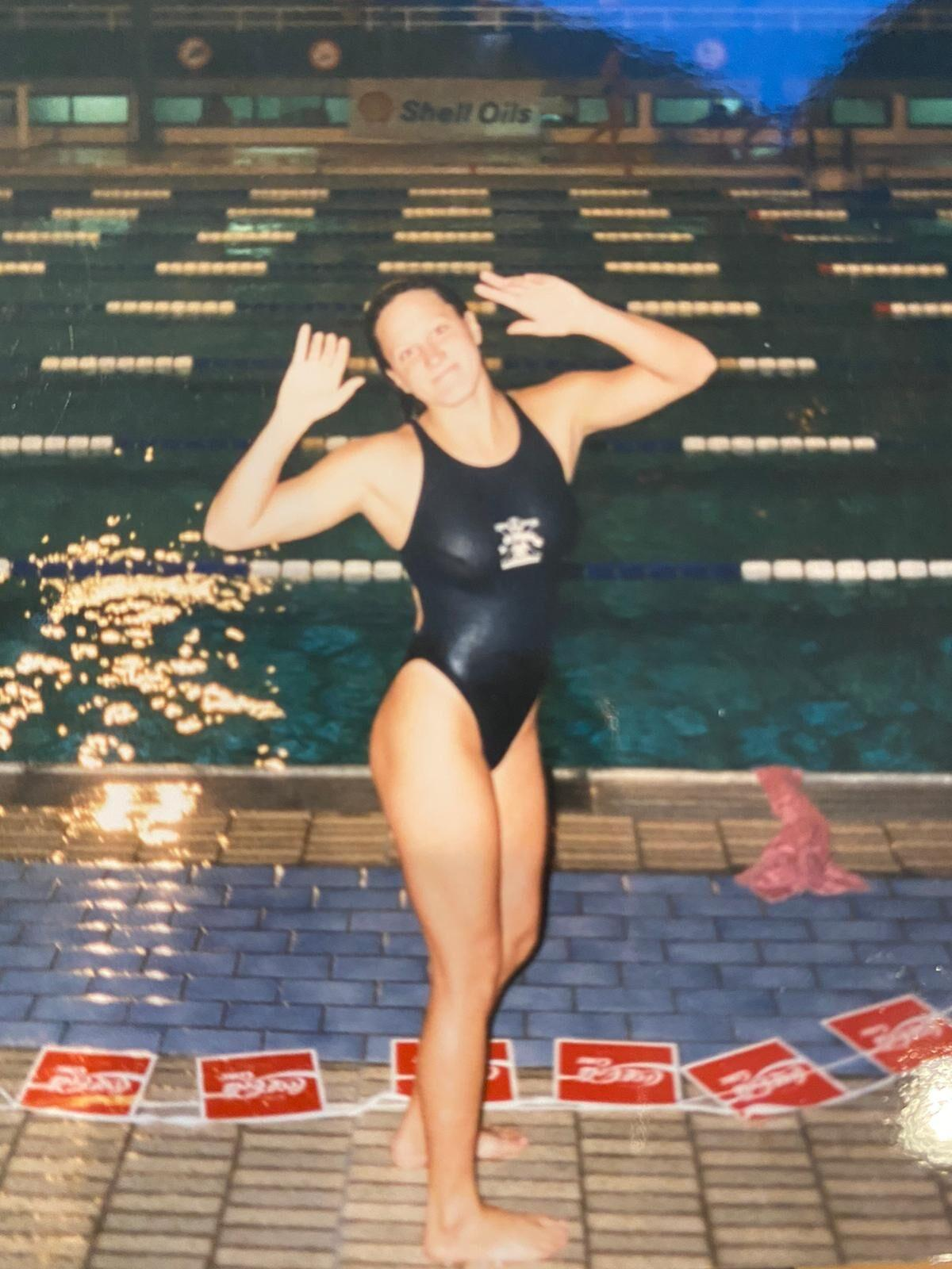 Former Team Guam swimmer Claudia Clement Lamparzyk lived by example, dead at 42