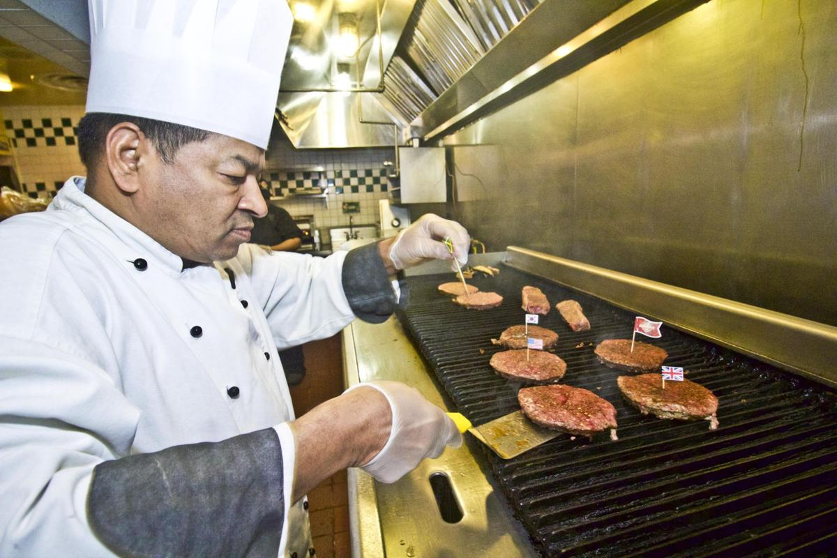 Hard Rock Cafe launches World Burger Tour