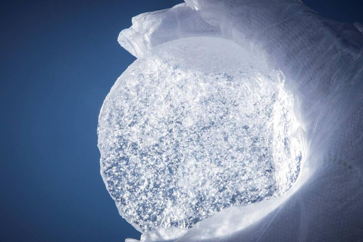 'Histories are at risk': Scientists scramble to harvest ice cores as glaciers melt