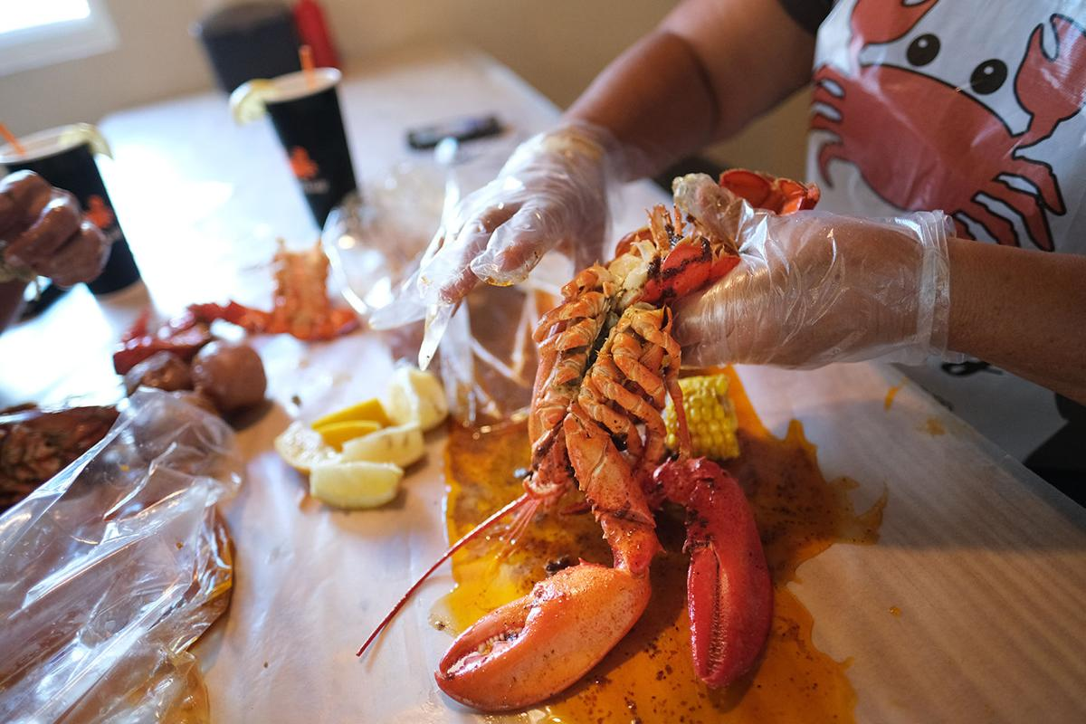 Try a Cajun classic at Crab Daddy