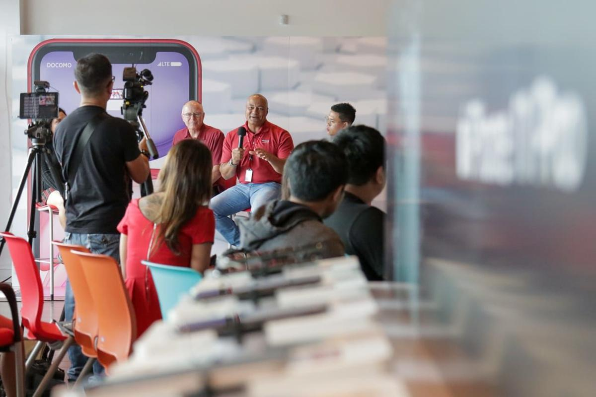 iPhone 11 debuts at DOCOMO PACIFIC