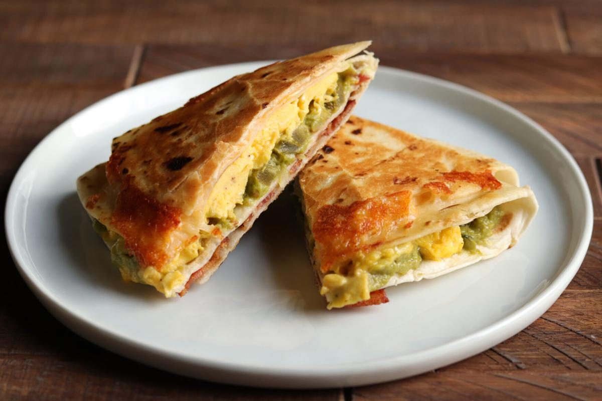 TikTok's tortilla trend is basically a quesadilla – with extra fun folded in