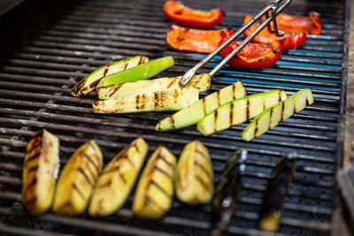 Eat more plants: Veggie dishes for the grill