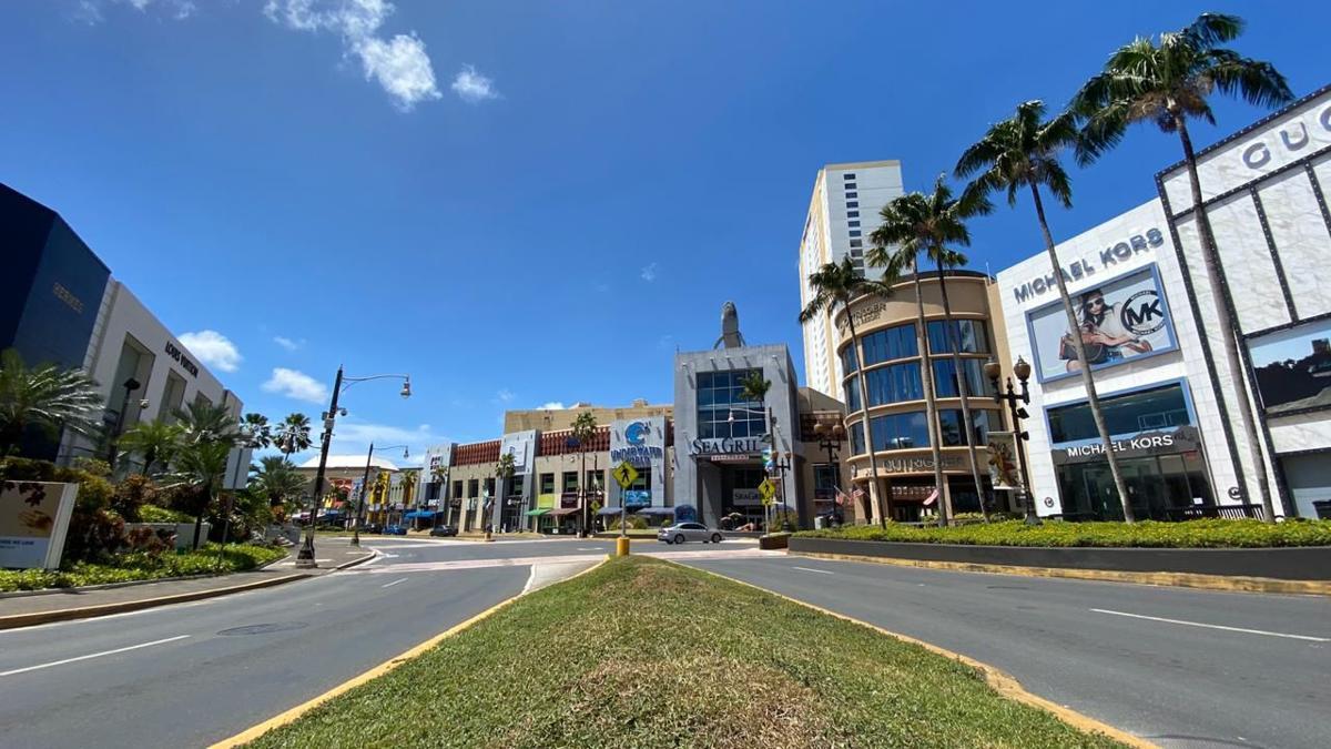 Gallery: Guam destinations empty