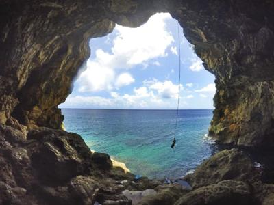 Hidden gems in a hidden cave
