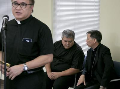 Once-demoted monsignor assigned to council of advisors