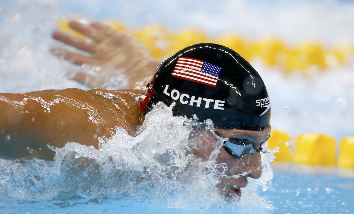 Swimming - Men's 200m Individual Medley Semifinals