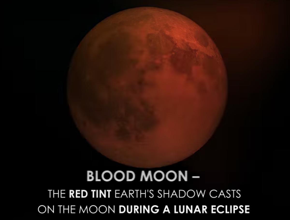 blood moon tonight shreveport - photo #31