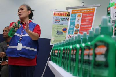 New dengue cases surface
