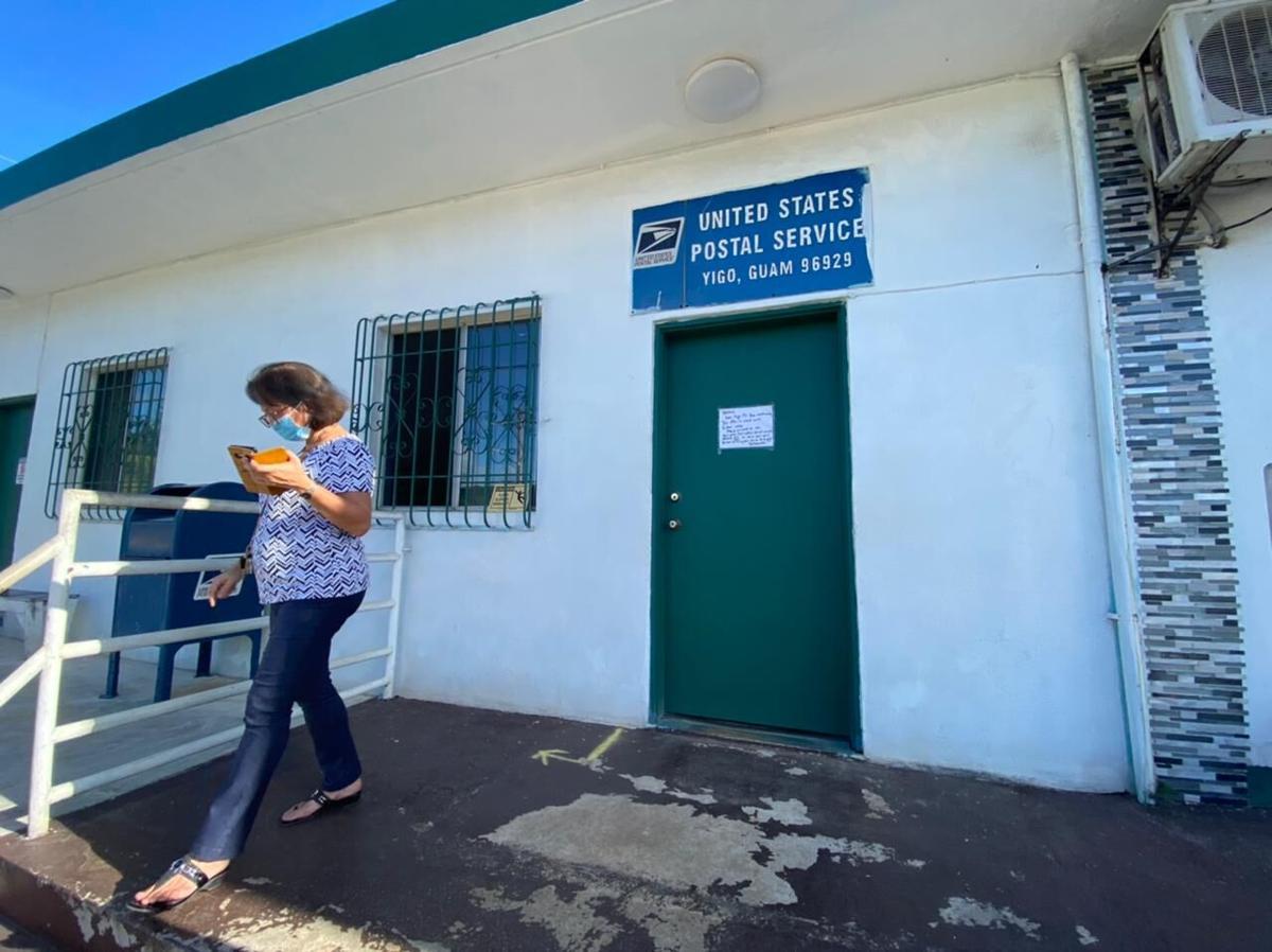 Yigo, Dededo postal units closed for audit