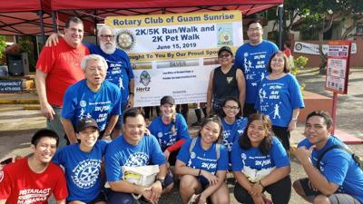 RCG Sunrise race raises $4K