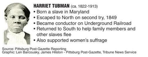 harriet tubman's life an exemplification of The harriet tubman underground railroad national historical park honors this remarkable woman and those who defied convention and the law to defy slavery the state-of-the-art visitor center draws people into tubman's world as you experience the lives of enslaved people, their journey to freedom.