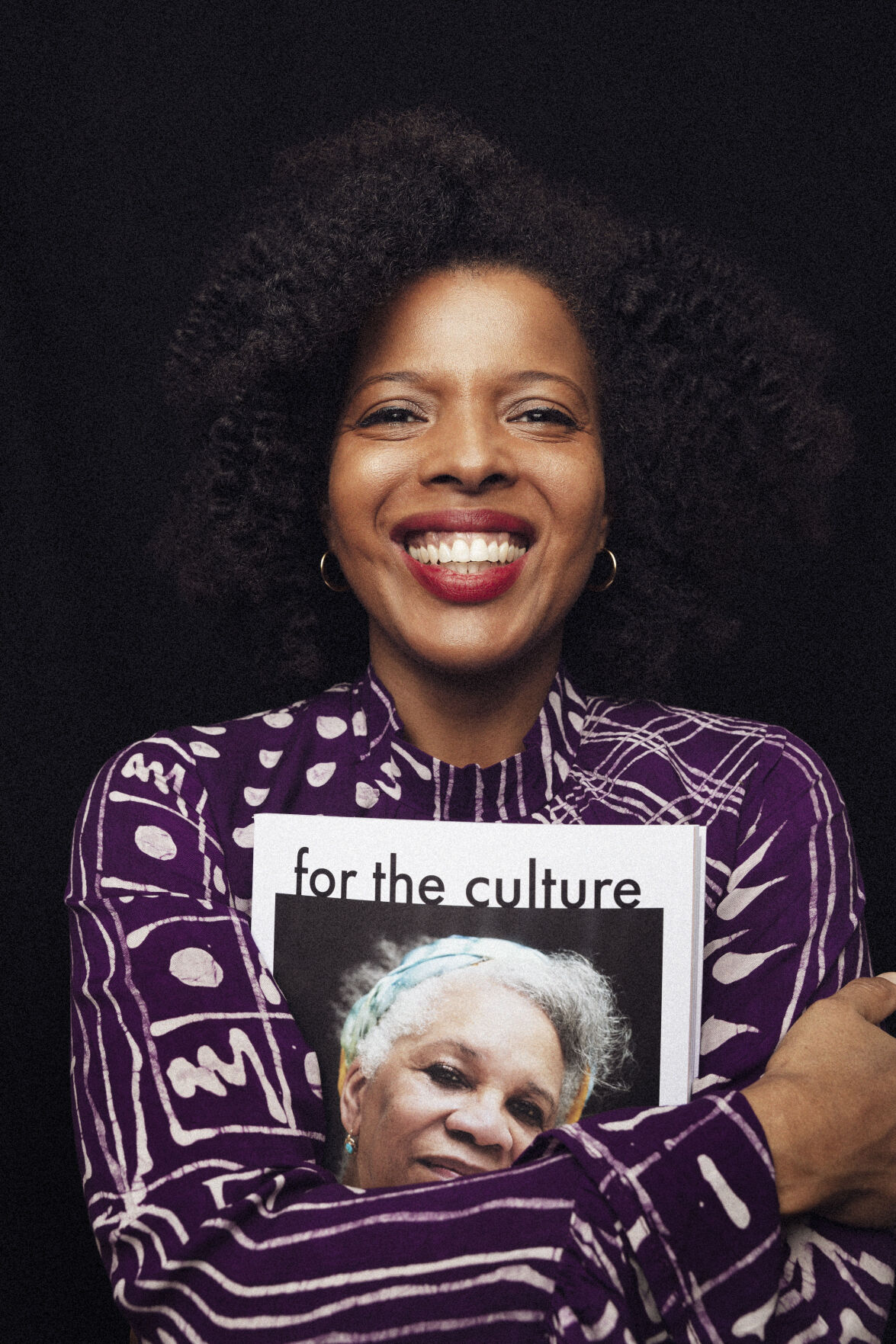 For the Culture magazine celebrates Black women in food. Finally
