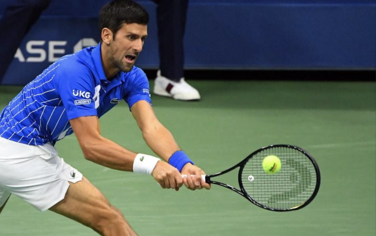Djokovic Brushes Aside Struff To Advance In New York National Sports Postguam Com