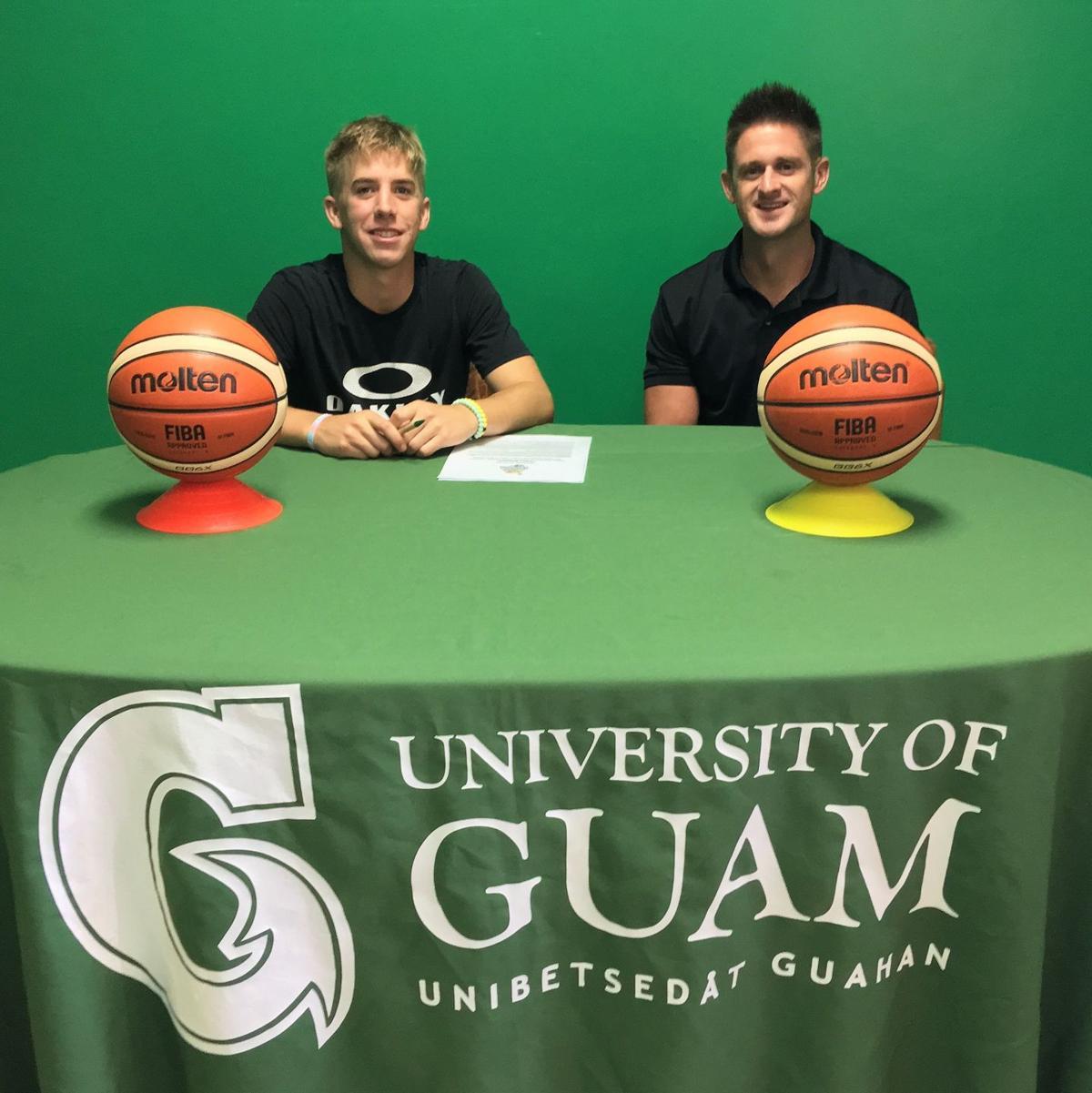 UOG basketball signs Boles, Soriano