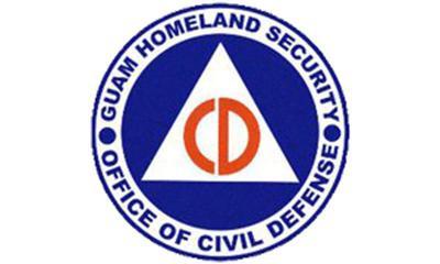 Guam Homeland Security/Office of Civil Defense LOGO