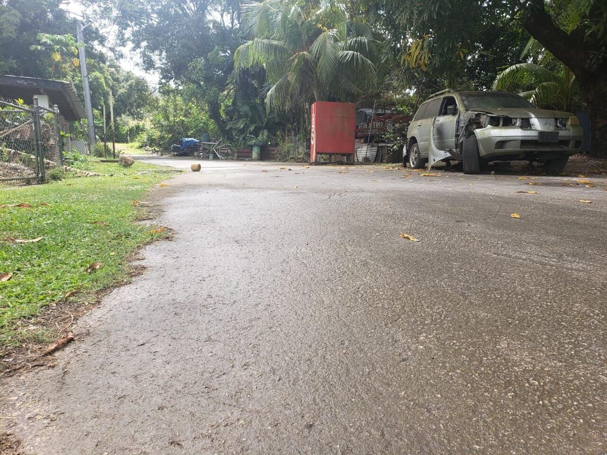 Complaint: Suspect told shooter, 'Blast him, par'