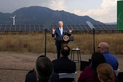 Biden gathers world leaders to discuss climate action