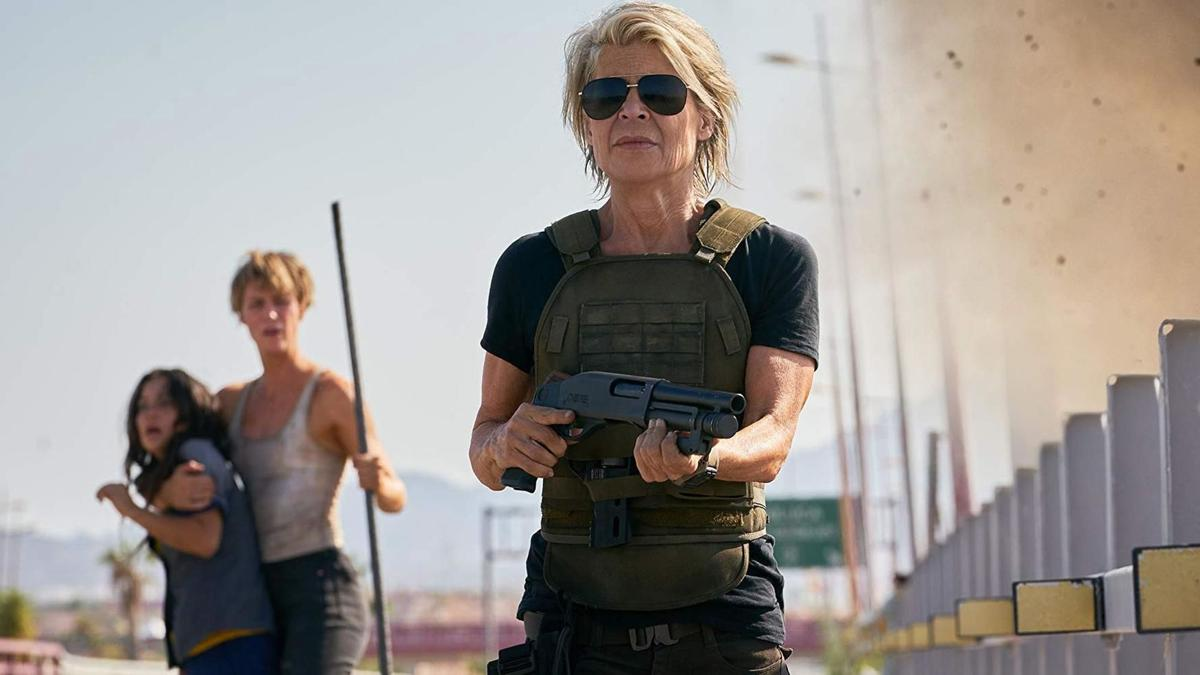 Terminator: Dark Fate succeeds where past reboots have failed