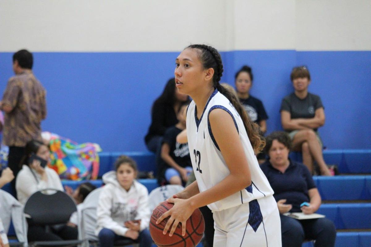 The resilient Eagle Leandra Loftis inspired and motivated her teammates