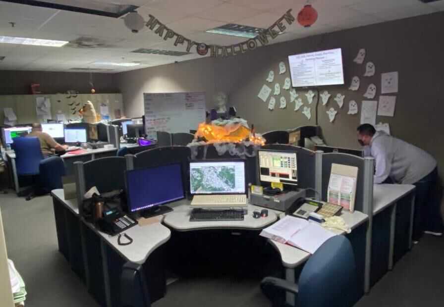 Vendor caps visit to pave way for new 911 system