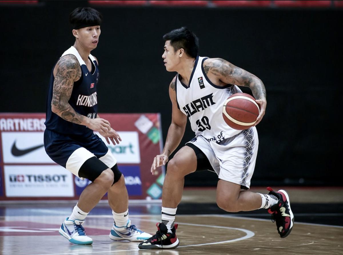 Guam wins FIBA Asia Cup qualifier