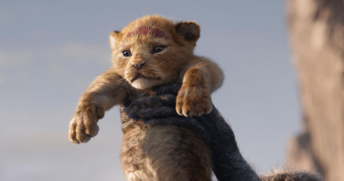 'Lion King' roars back to life