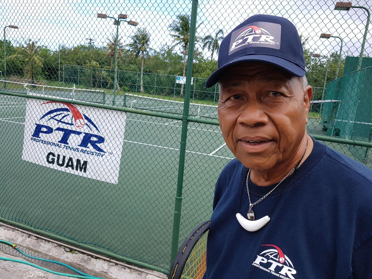 Rick Ninete's desire to help Guam took its toll on his family
