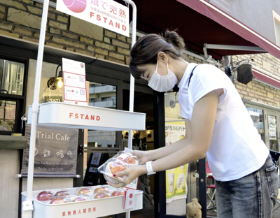 Japan's unmanned stores count on shoppers' honesty