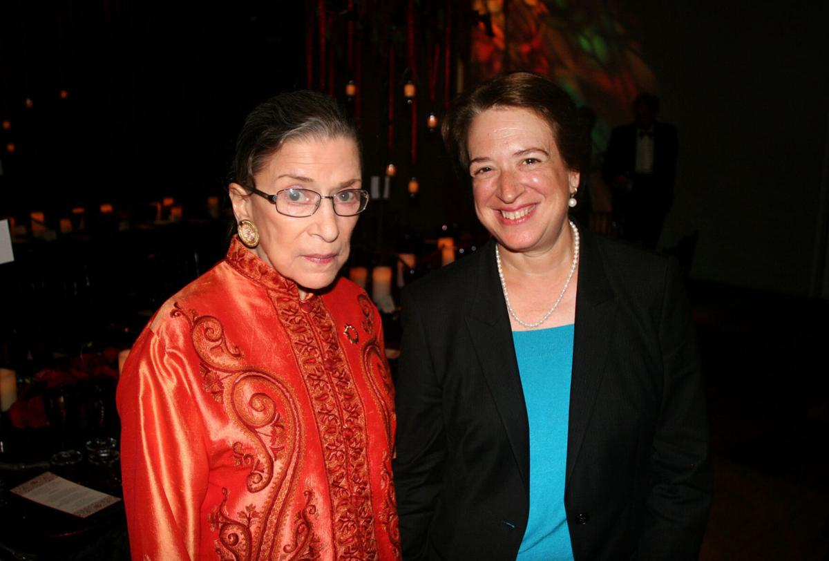 RBG gave her life to country - and her heart to the performing arts